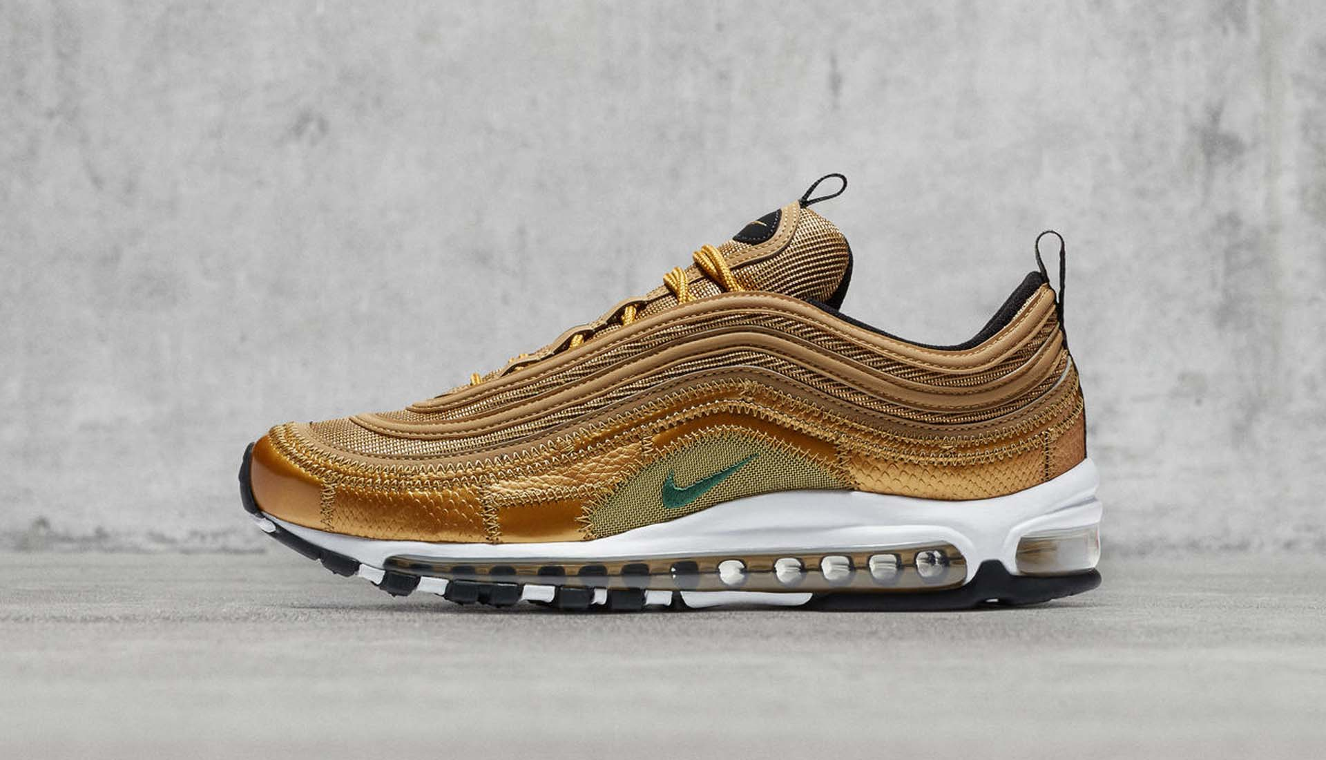 Nike Launch The Air Max 97 CR7 Sneakers - SoccerBible 670f68772