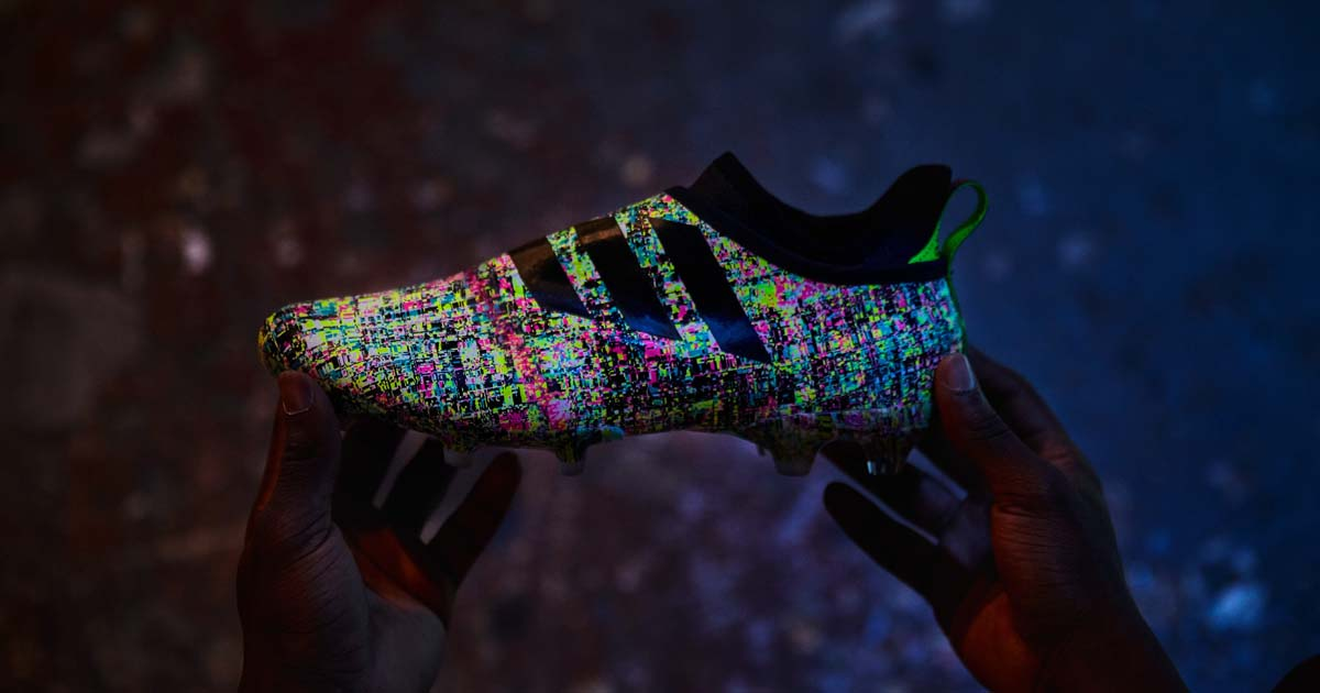 Adidas Launch The Glitch Hacked Pack Soccerbible