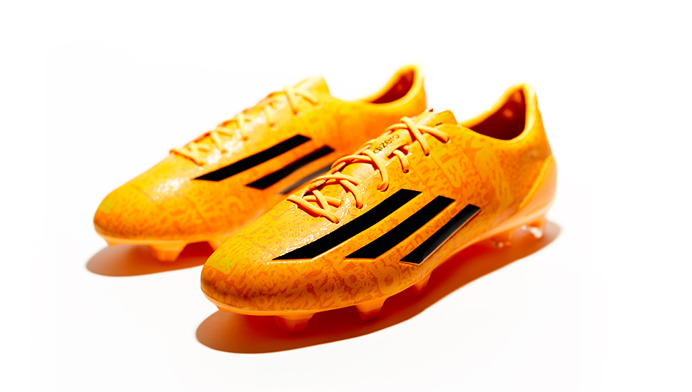 adidas adizero f50 orange