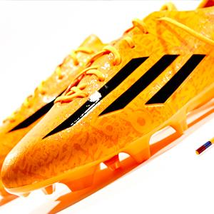 info for 4babe b7424 adidas adizero F50 Messi Neon Orange