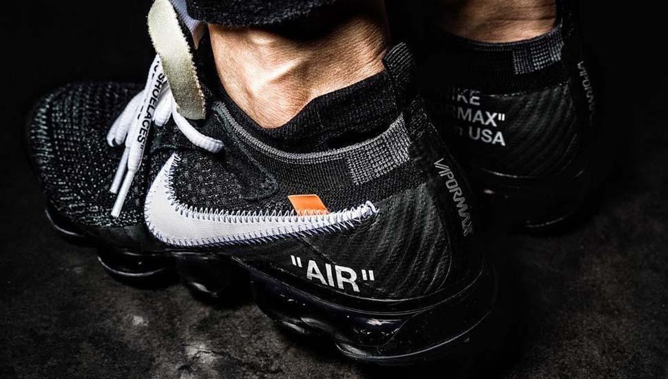 6c42973b6 Kylian Mbappe Wears Off White x Nike Air VaporMax - SoccerBible