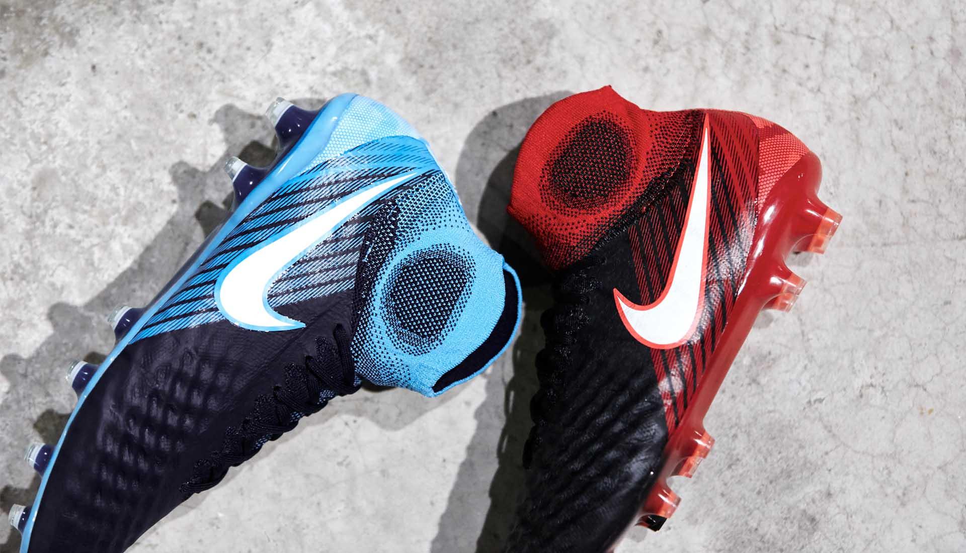 Nike Launch the Fire \u0026 Ice Football