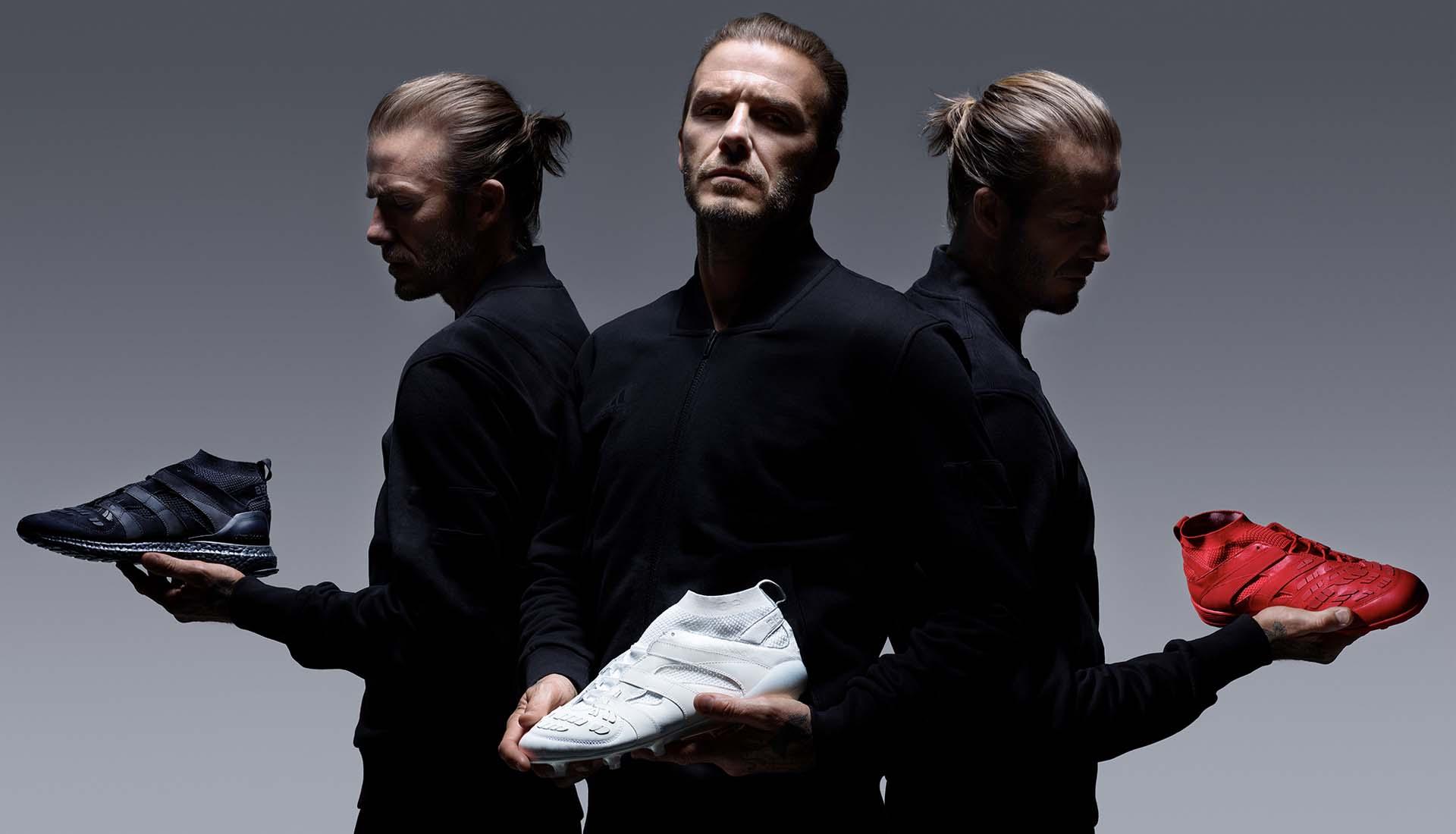 e04bbef6932d adidas Football Launch the David Beckham Capsule Collection ...