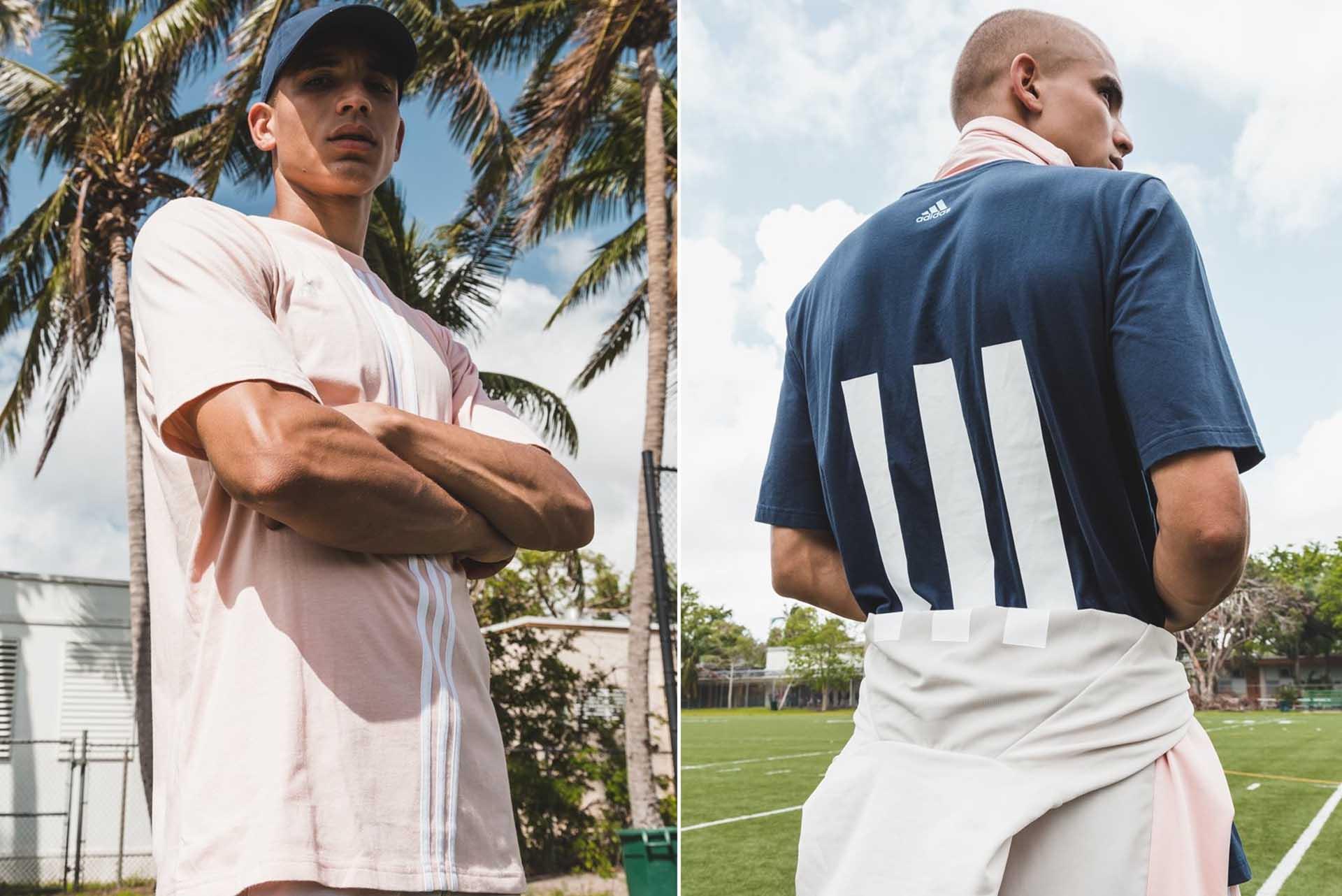 huge selection of 8bd11 558c2 KITH x adidas Football Miami Flamingos Lookbook - SoccerBible.