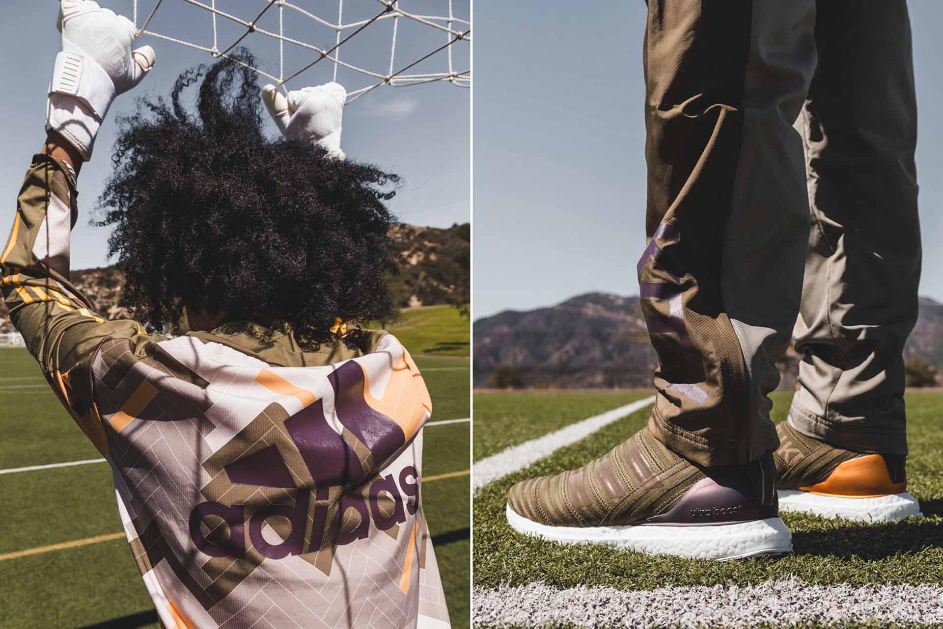 A Look at the Complete KITH x adidas Football Season II