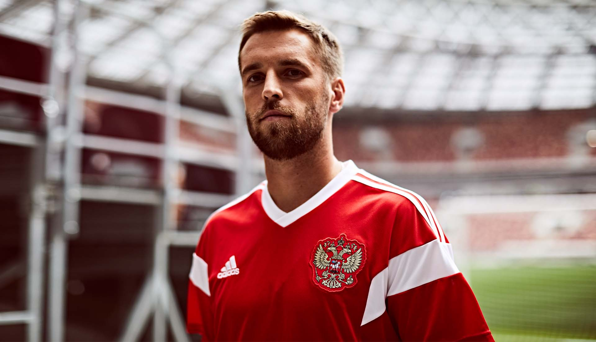 best loved 5255c f16a3 Russia 2018 World Cup adidas Home Shirt - SoccerBible