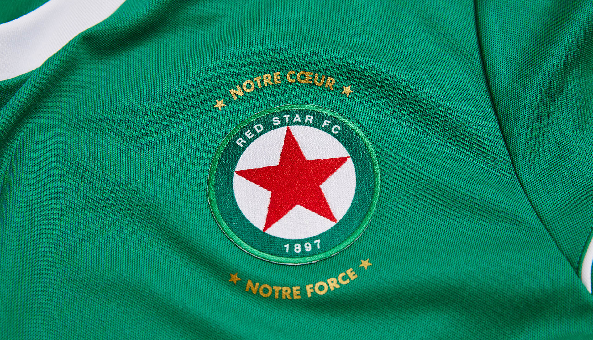 7db624d6d Red Star Paris Special Edition Home   Away Shirts - SoccerBible
