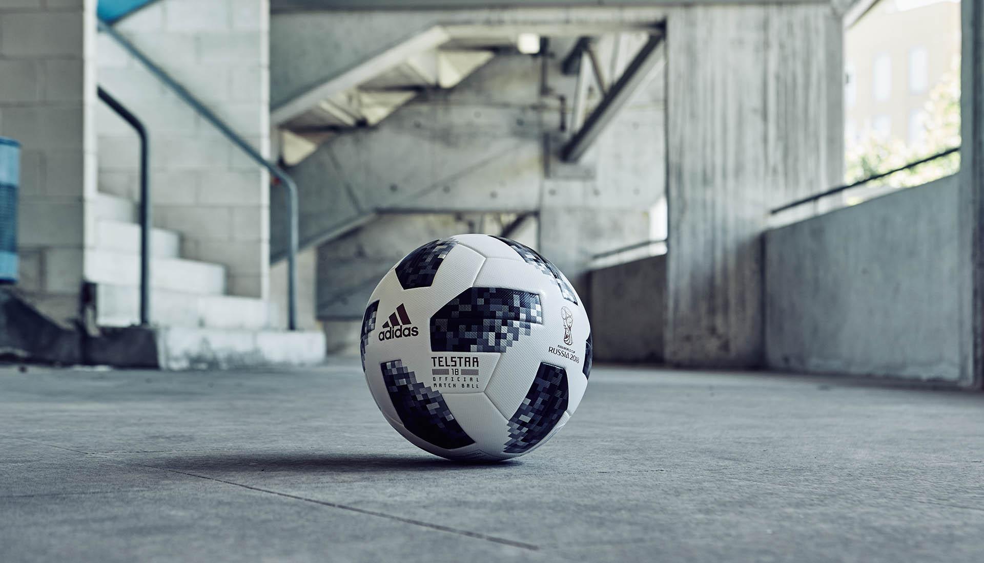 adidas Unveil 'Telstar' 2018 FIFA World Cup Official Match