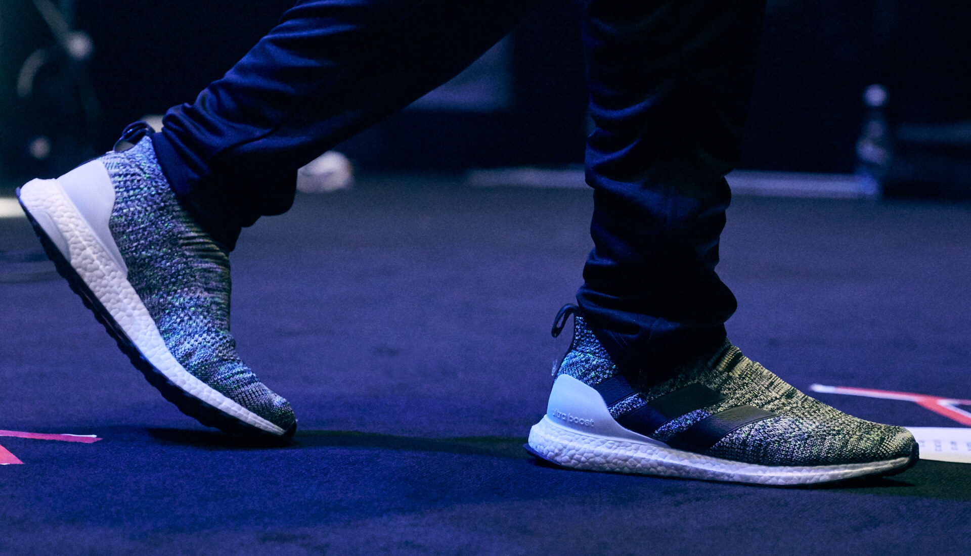 0b11a37a36ae7 Pusha T   adidas Legends Reveal ACE 16+ UltraBOOST