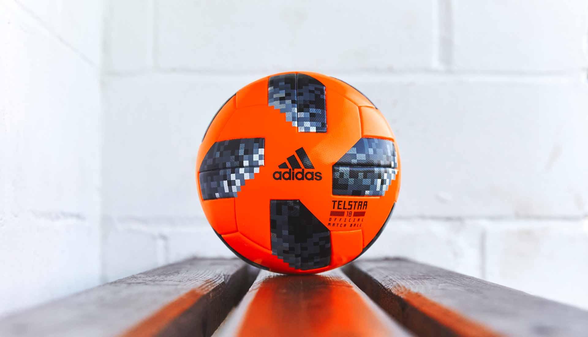adidas Telstar 18 Winter Match Ball SoccerBible