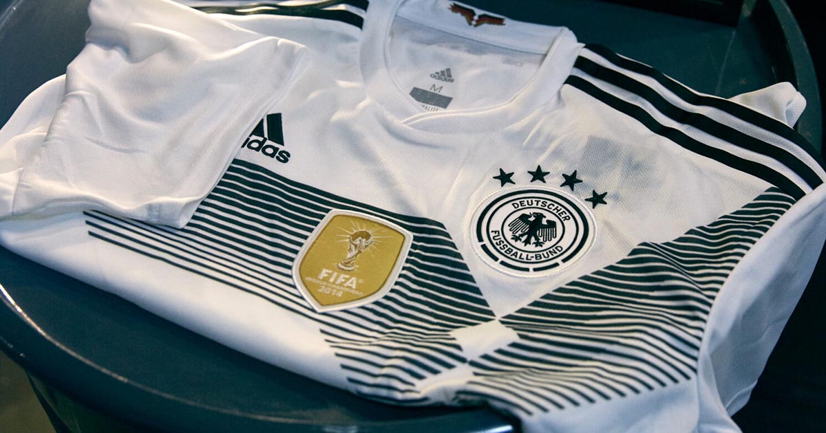 957132f2a Brand Share of 2018 World Cup Kits - SoccerBible.