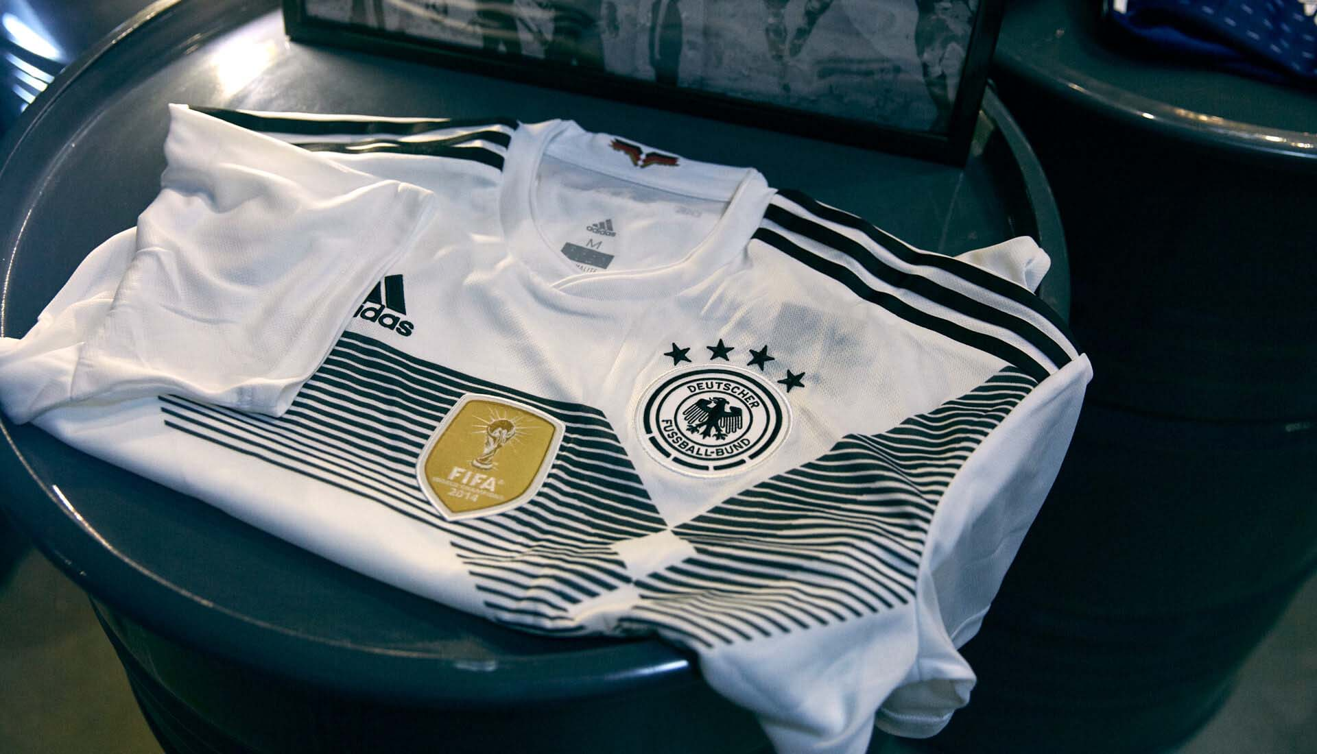 e7d213fdc7d Brand Share of 2018 World Cup Kits - SoccerBible