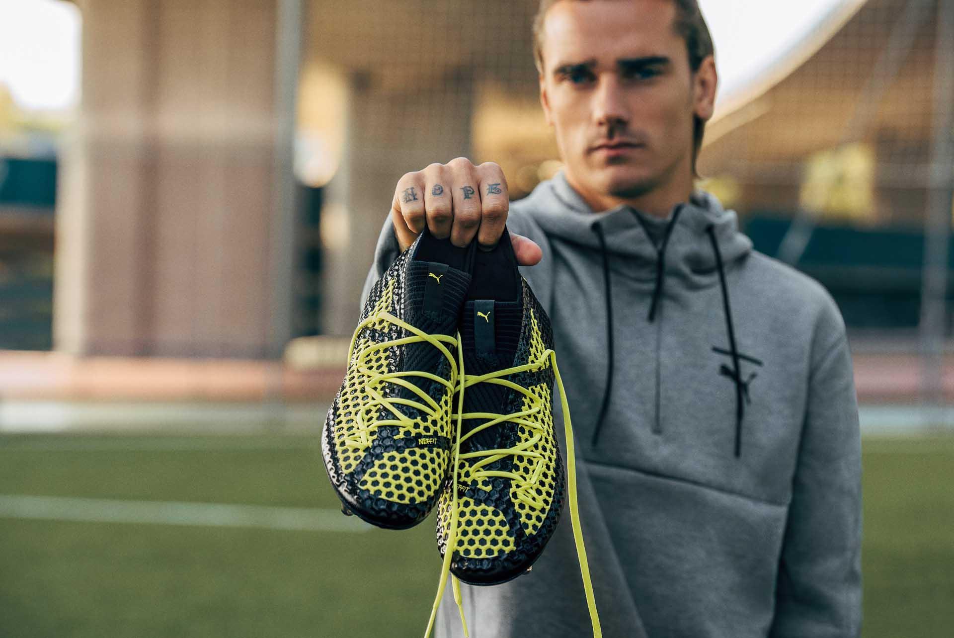 3c41db9c6710 PUMA Launch the FUTURE 18.1 NETFIT Football Boots - SoccerBible