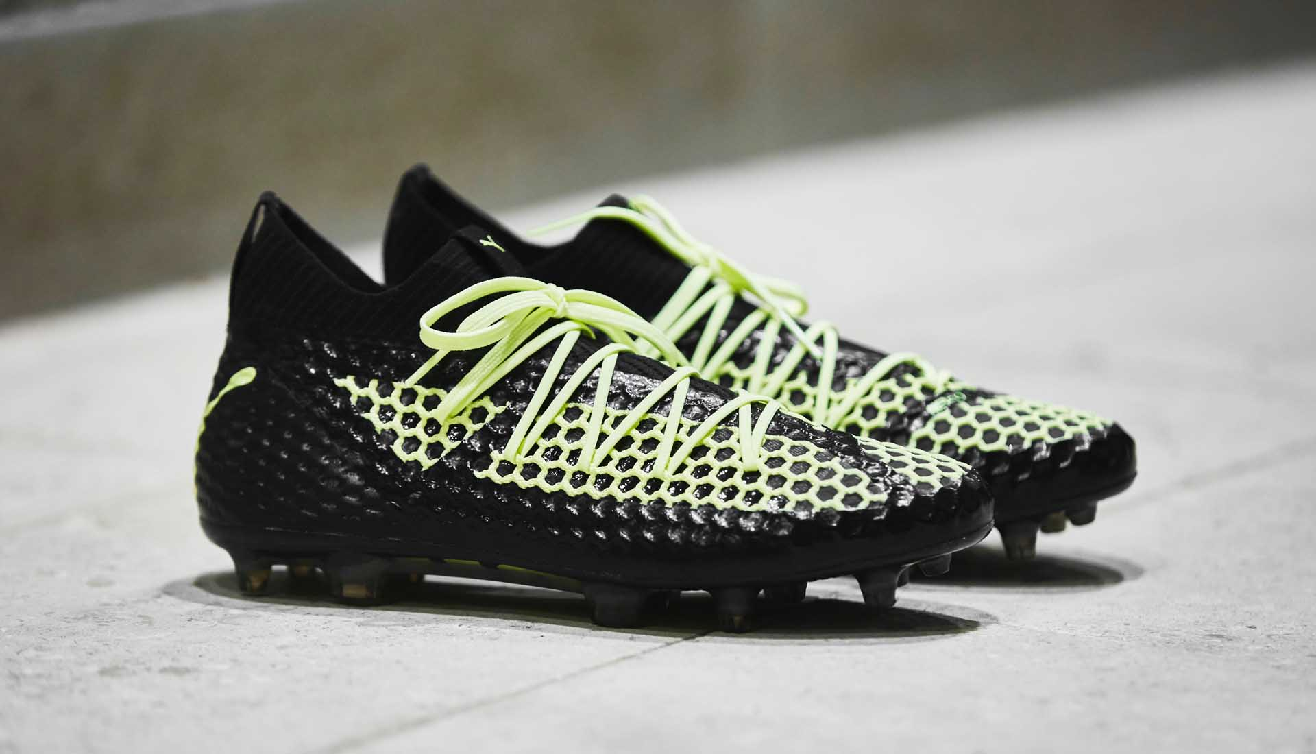 2f9871419d842f PUMA Launch the FUTURE 18.1 NETFIT Football Boots - SoccerBible
