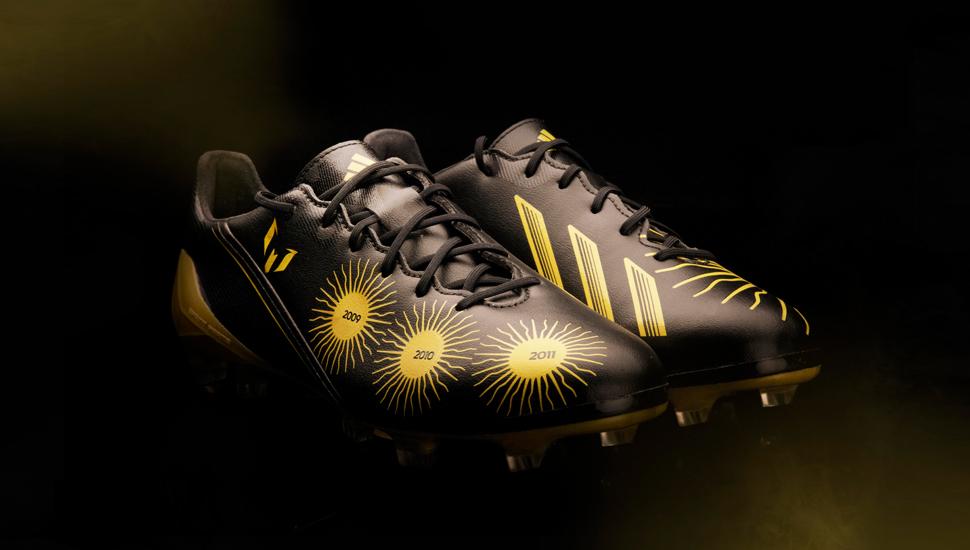 1e86916cd Our Top 10 Messi F50 adizero Boots - SoccerBible.