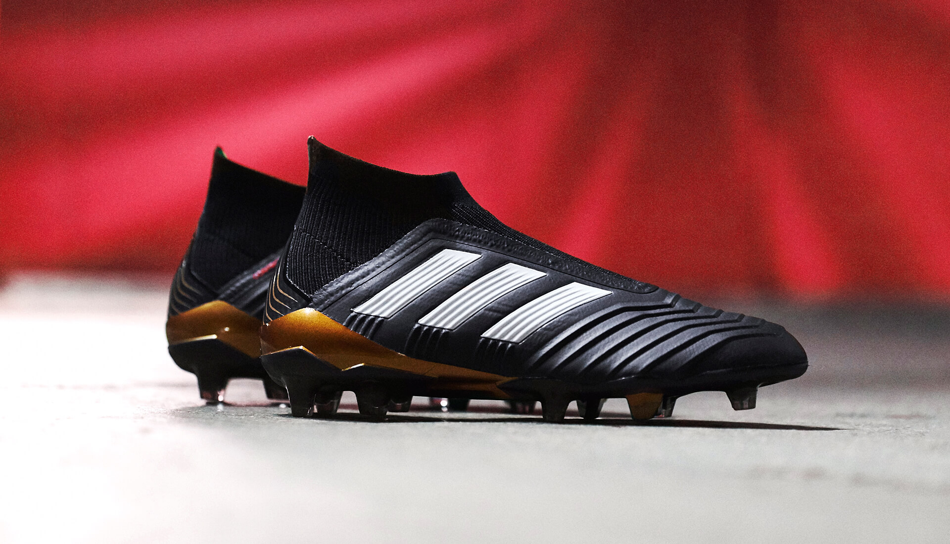 614716b7a46f adidas Launch the Predator 18+ Football Boots - SoccerBible.