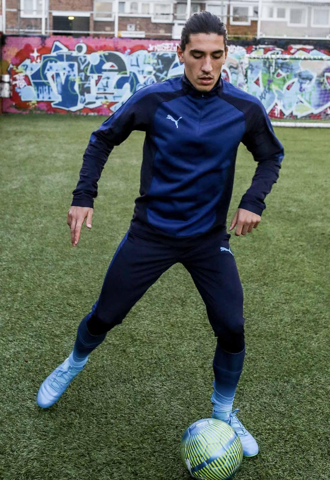 Hector Bellerin PUMA One Lookbook - SoccerBible