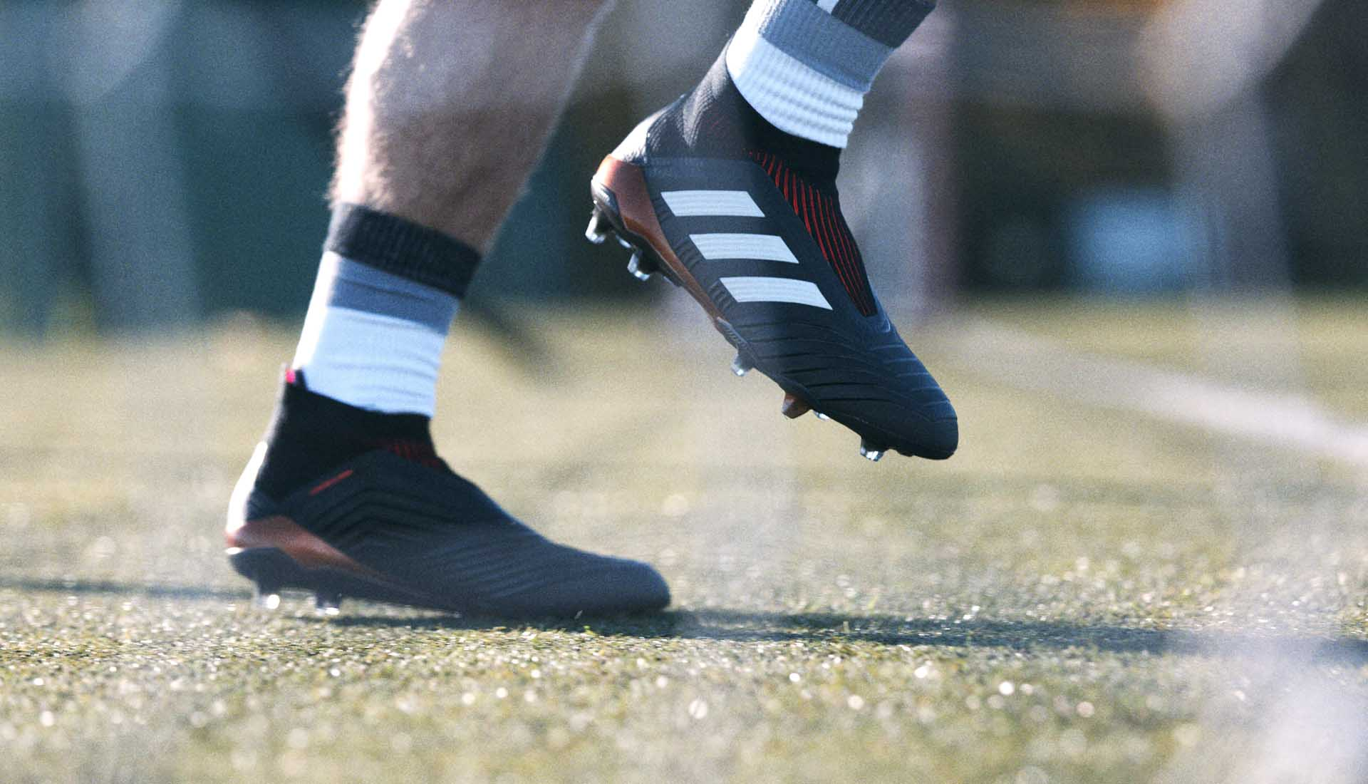 Laced Up  adidas Predator 18+ Football Boots Review - SoccerBible. 9af632543