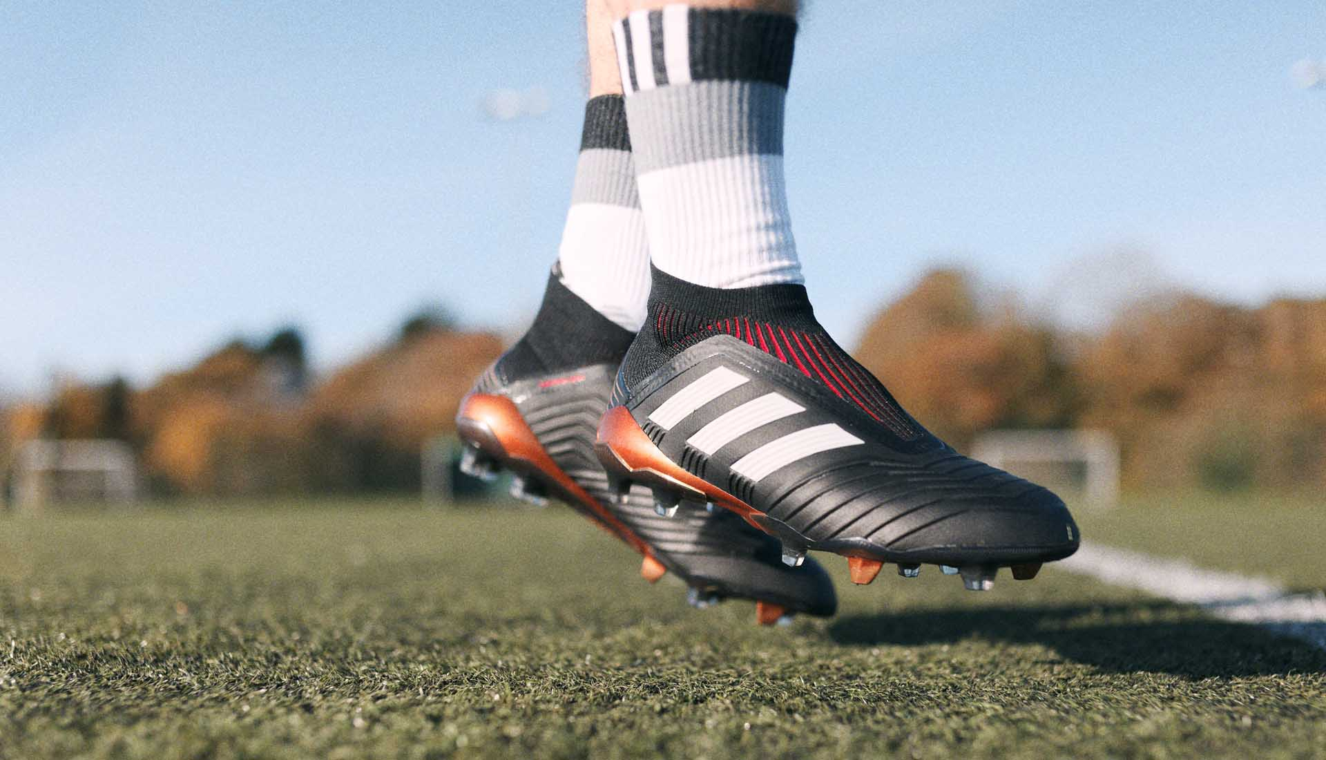1c2b756a8934 Laced Up  adidas Predator 18+ Football Boots Review - SoccerBible