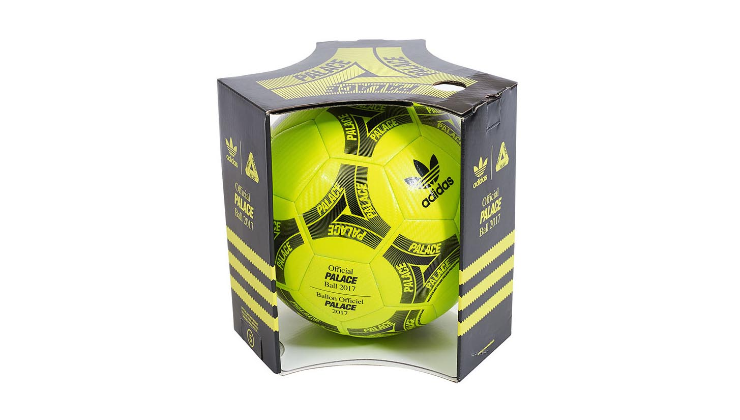 f9cde7a2008c9e Palace x adidas Originals Launch Limited Edition Tango Ball ...