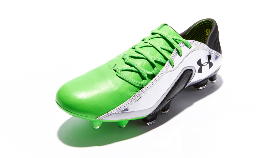 official photos 90ddd 81e14 Under Armour Blur Carbon III - Poison Silver Black