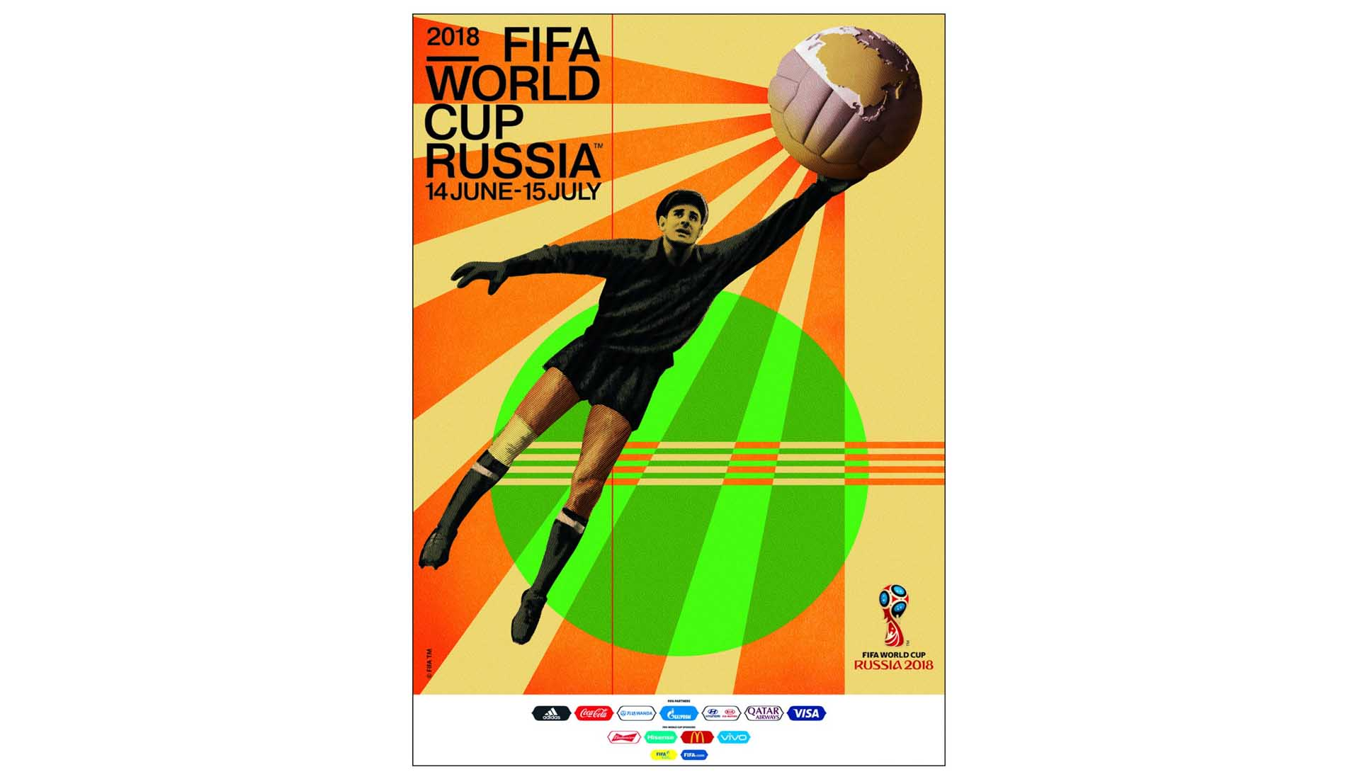 947750044 The promotion of both World Cups down to logo, graphics and mascots is  extremly similar.