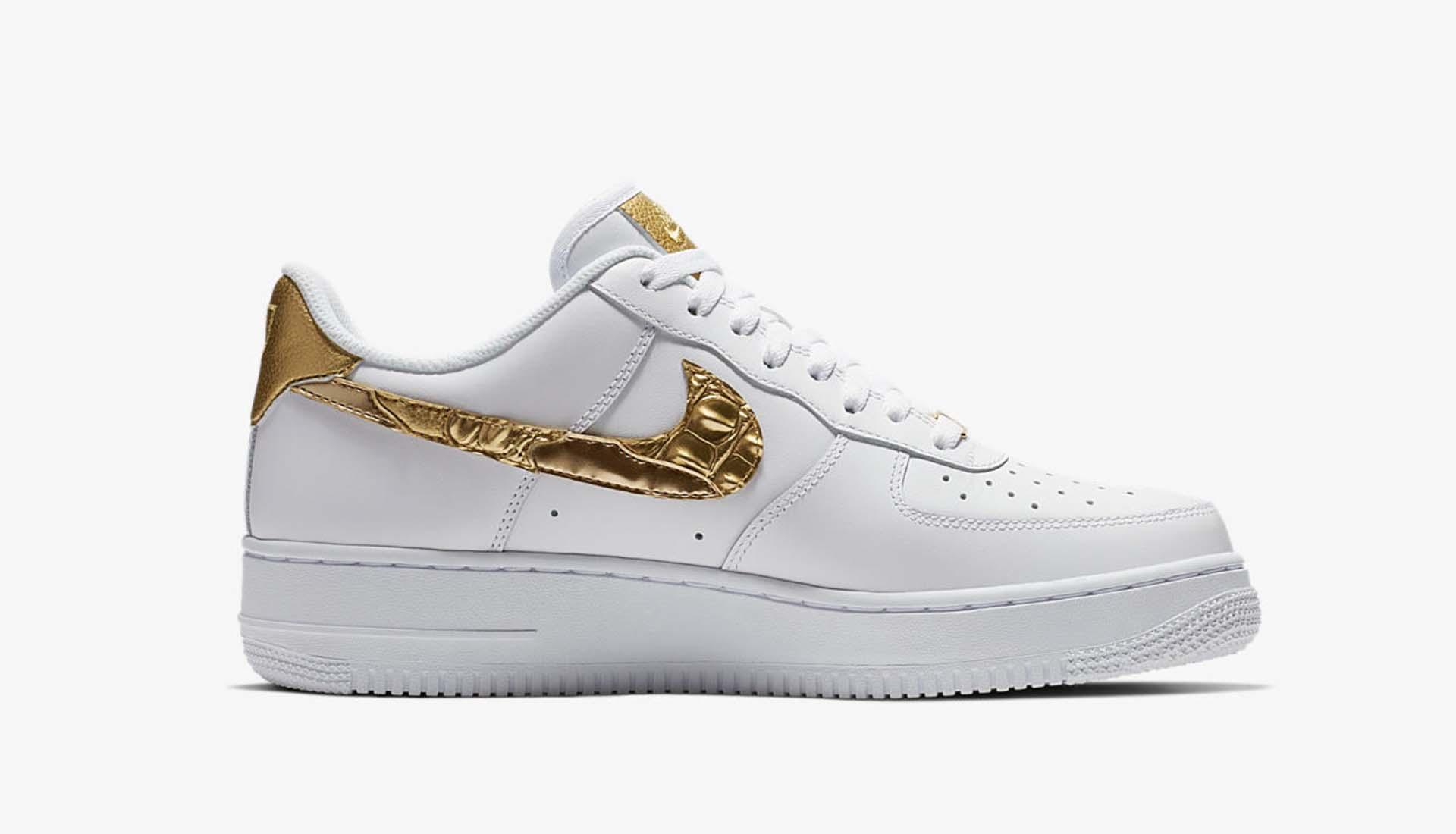 air force 1 blanc or