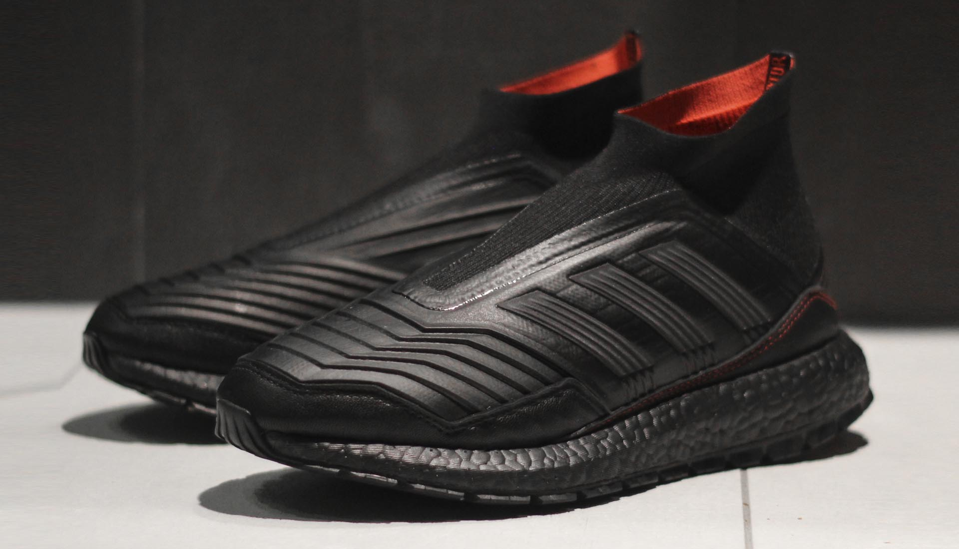 adidas x Jack The Ripper Custom Predator 18+ UltraBoost - SoccerBible bbdeaf0302e4