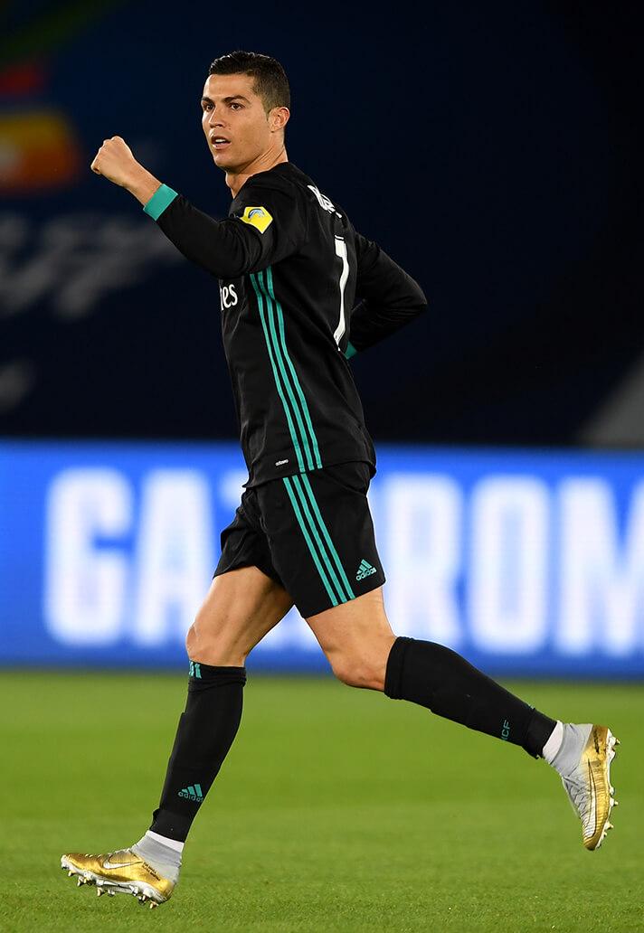 e83270519a6 Cristiano Ronaldo Debuts Mercurial Superfly CR7  Quinto Triunfo  Football  Boots - SoccerBible.