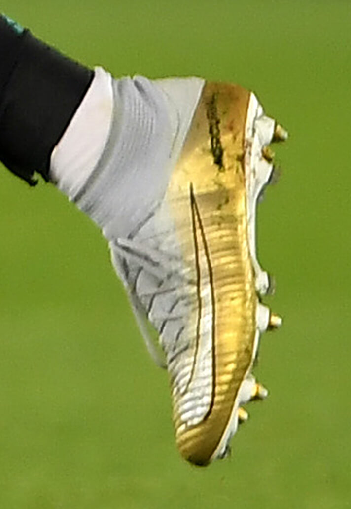 promo codes the latest authentic quality Cristiano Ronaldo Debuts Mercurial Superfly CR7 'Quinto ...