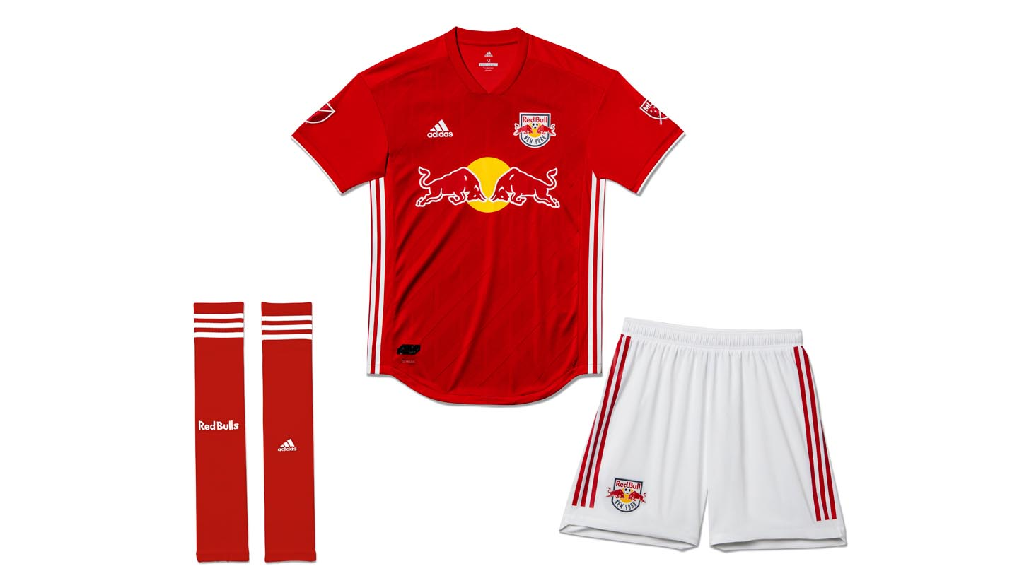 best loved 83d52 3cb46 New York Red Bulls 2018 adidas Kit - SoccerBible