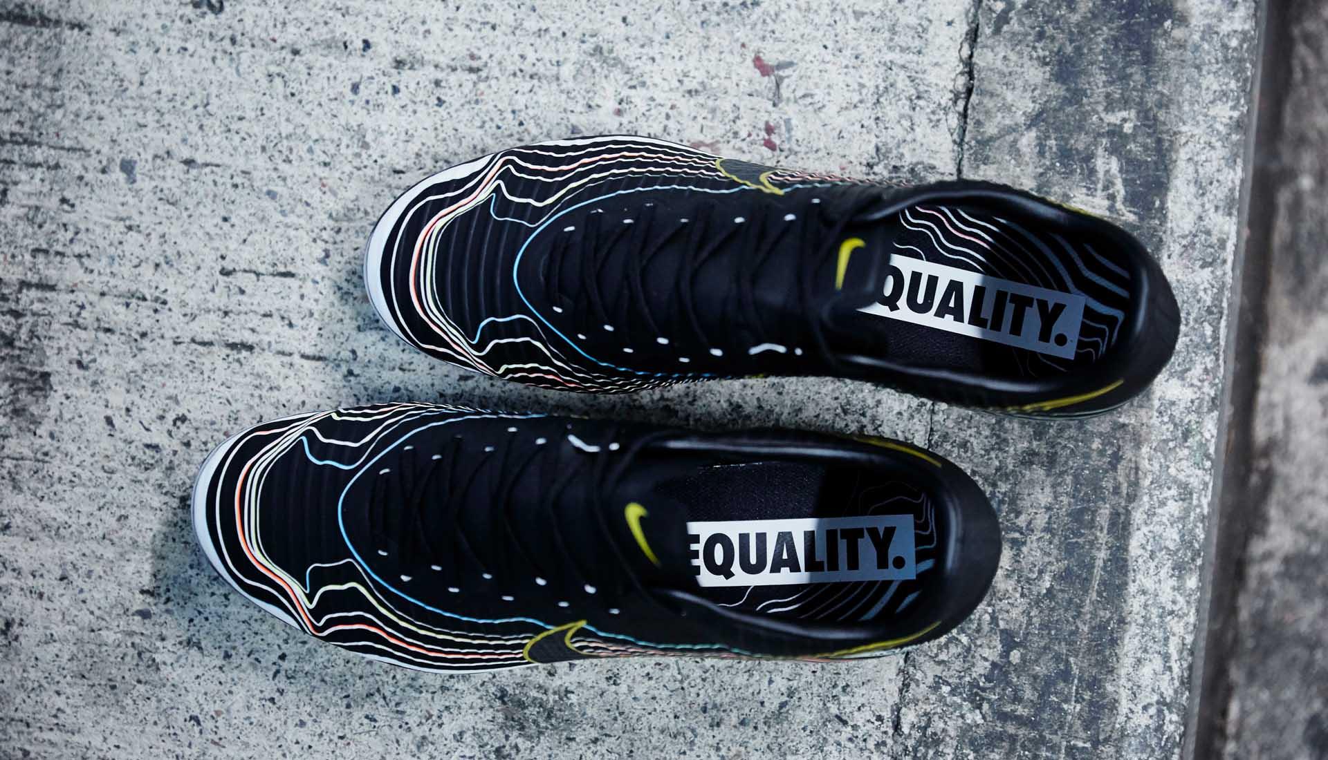 5e9fbdf0a882 Nike Launch The BHM Mercurial Vapor XI - SoccerBible