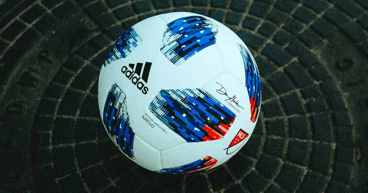 8e1888055 adidas Reveal 2018 MLS Nativo Match Ball - SoccerBible.