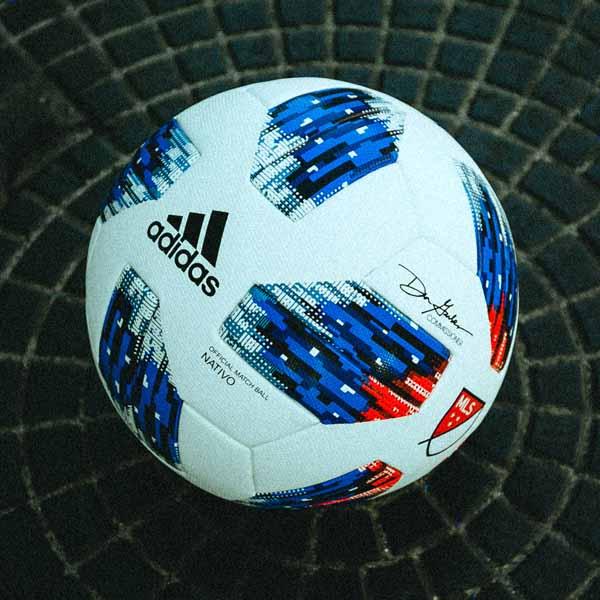 587b9bd99a adidas Reveal 2018 MLS Nativo Match Ball