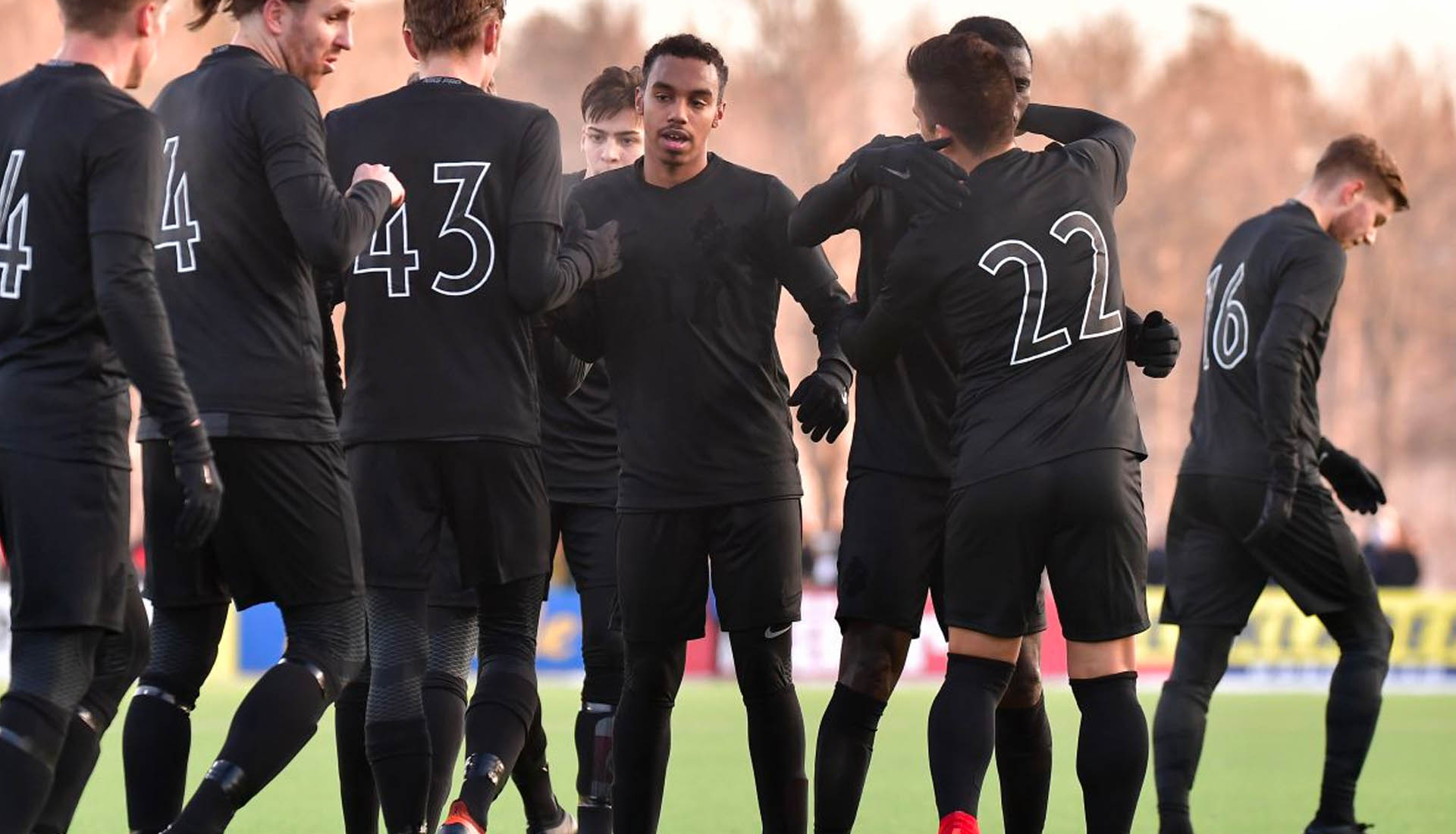 2b8dd39d7 AIK Collaborate with Nike for 1901 Inspired  Black Pack  - SoccerBible