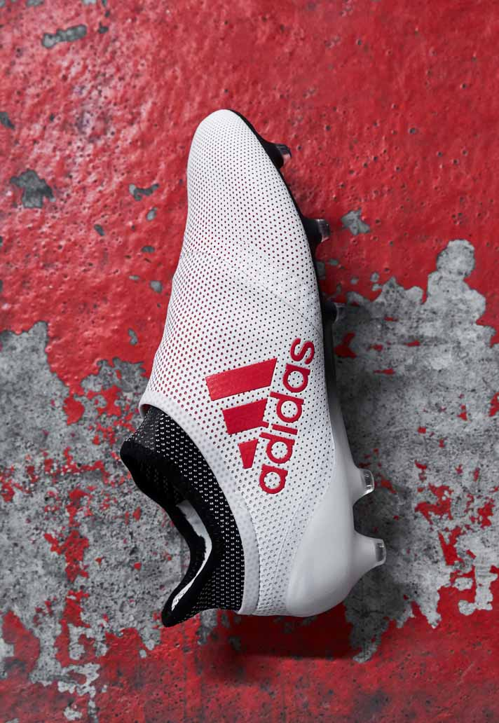 """Rough And Tumble >> adidas Launch The X 17+ Purespeed """"Cold Blooded"""" - SoccerBible"""