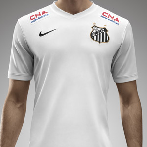 693e79861 Nike Reveal Santos 2014/15 Home Kit. Football ...