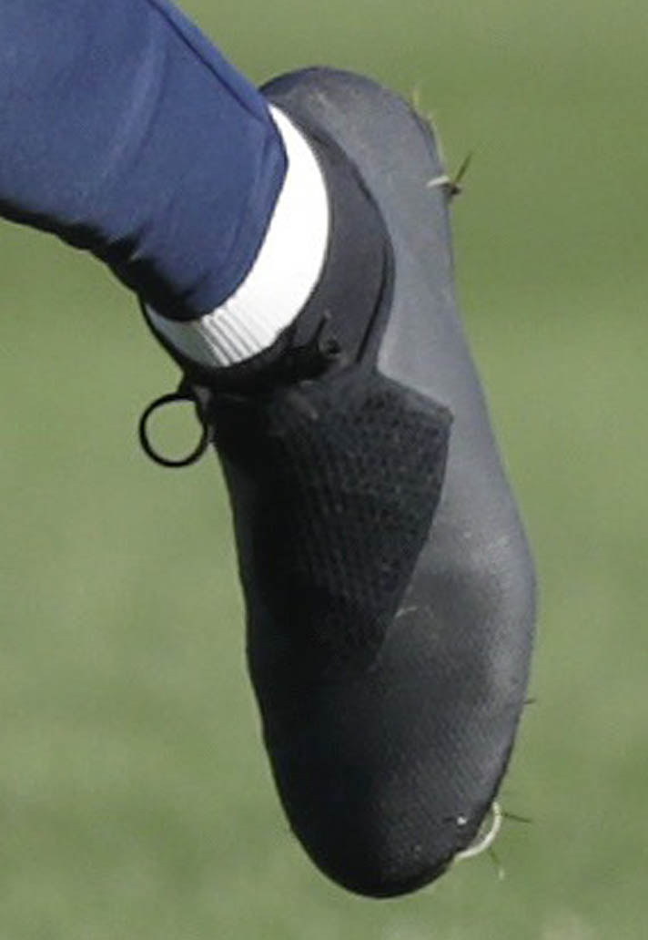 Unreleased Nike Blackout Boots