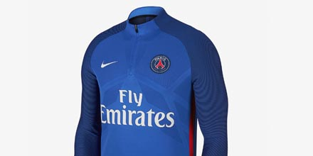 differently c2d66 6f0e6 PSG Launch Nike SS18 Training Collection - SoccerBible