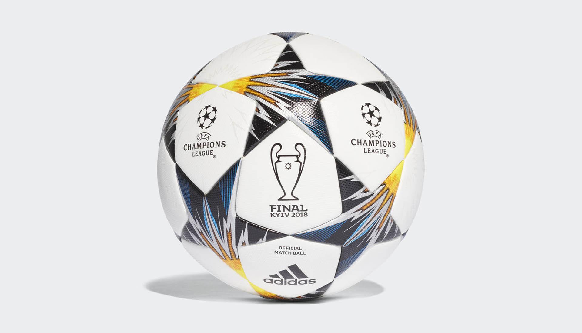 Adidas Unveil UEFA Champions League Ball at bethedifference World Final