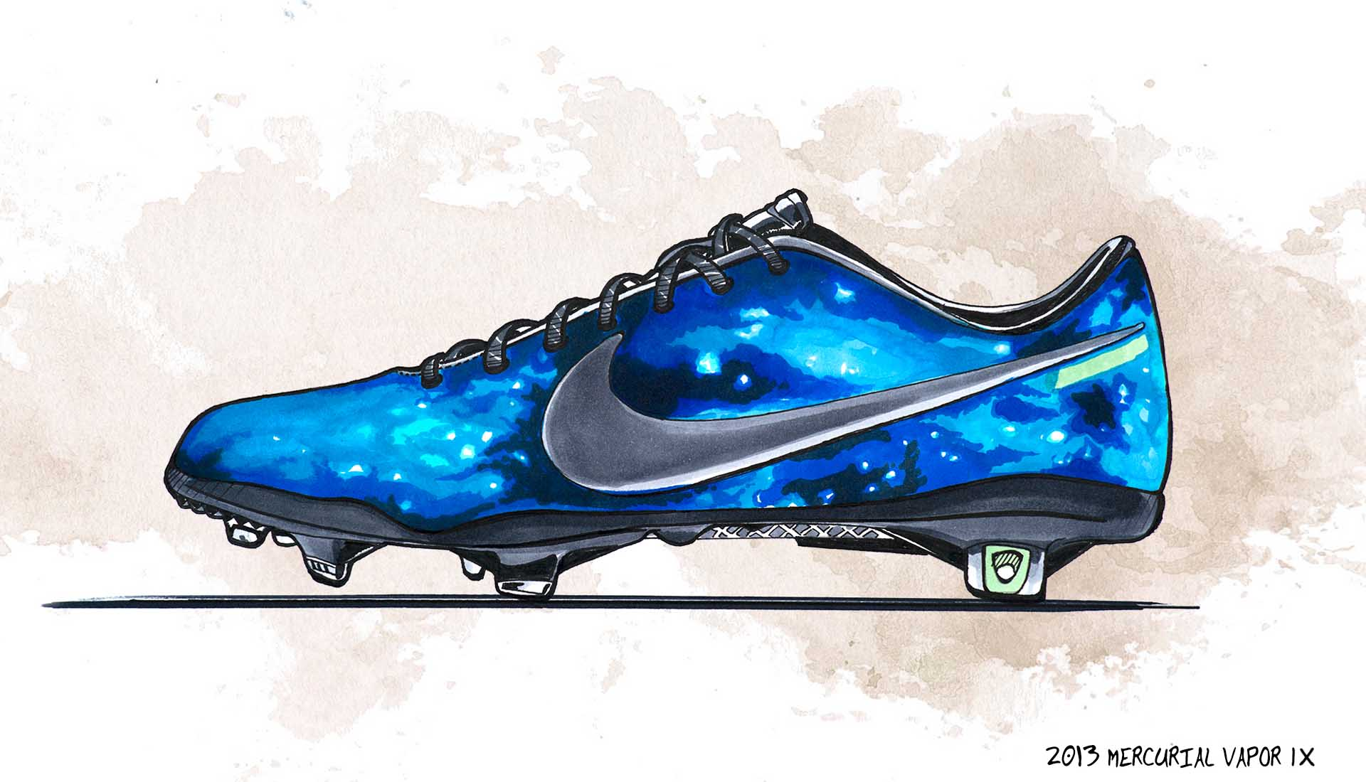 detailed look 89296 6427e Illustrated Nike Mercurial Highlights - SoccerBible