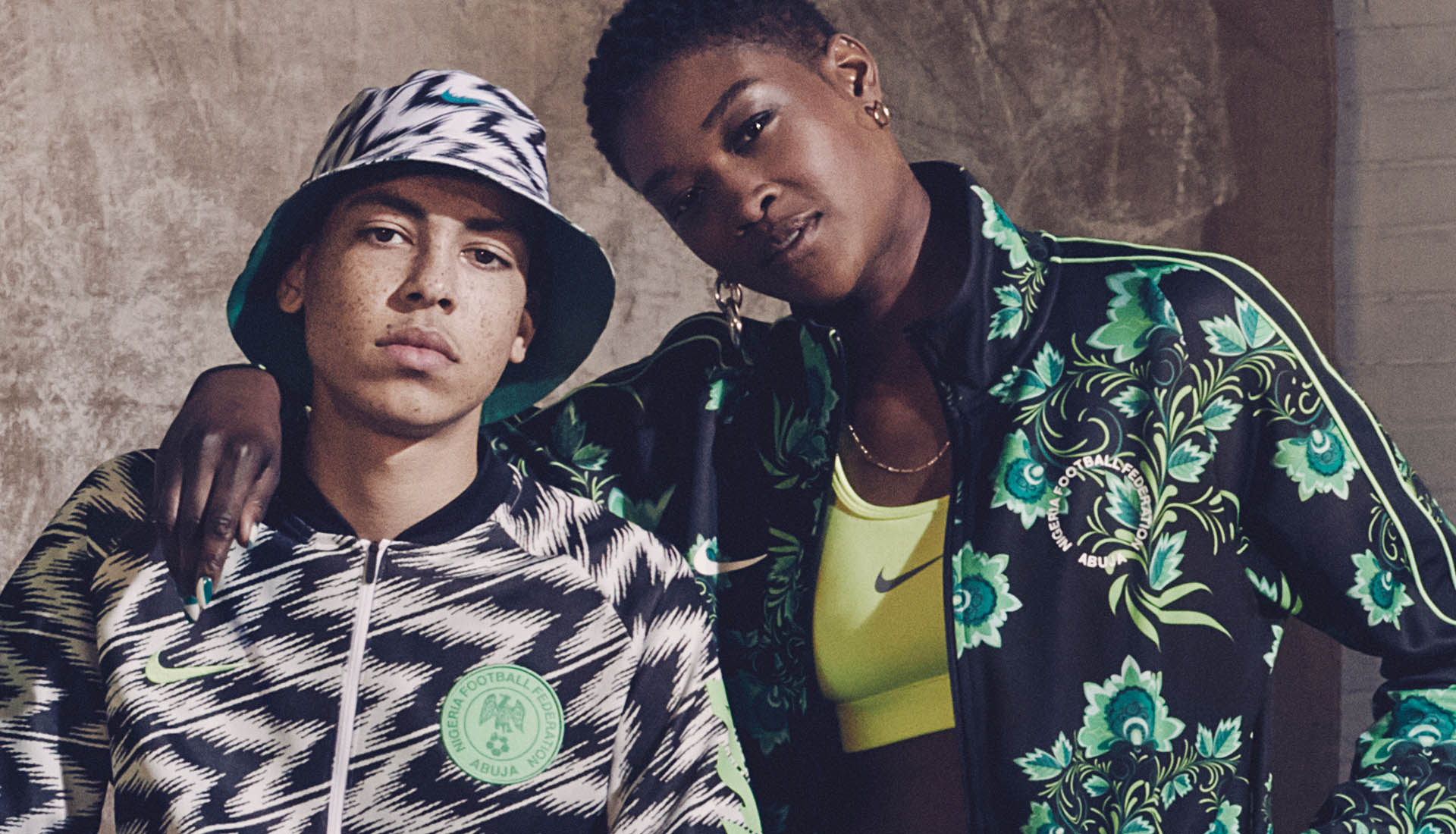quite nice 36a0e 2d644 Nike Launch 2018 Nigeria Collection 'For Naija' - SoccerBible