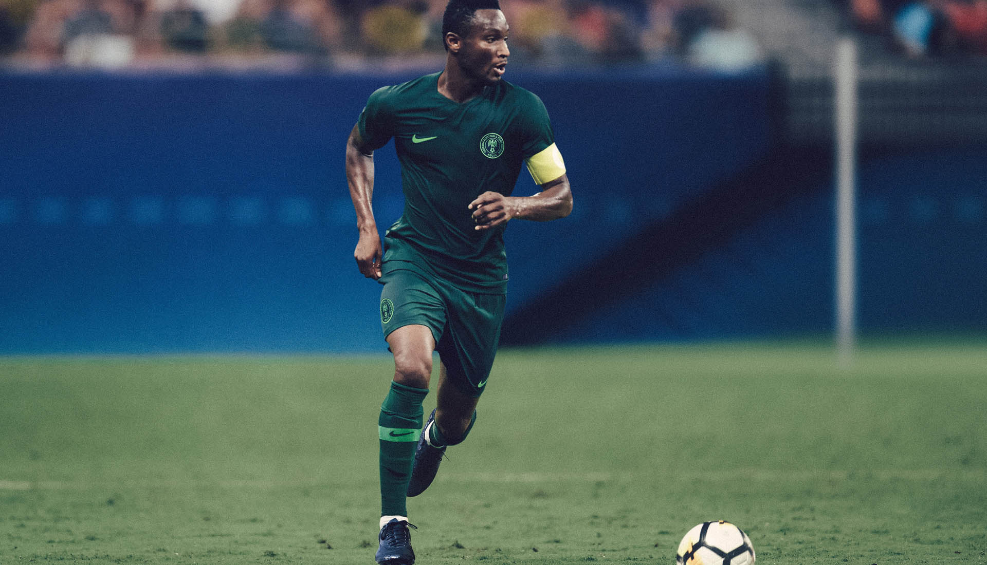 quite nice 4ca7a 9e779 Nike Launch 2018 Nigeria Collection 'For Naija' - SoccerBible