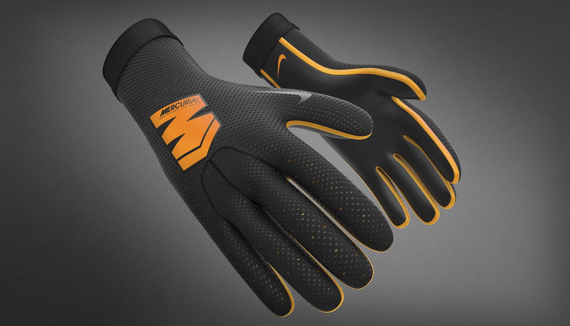 Nike Reimagines Goalkeeper Gloves With The Mercurial Touch Elite ... 9da823e146