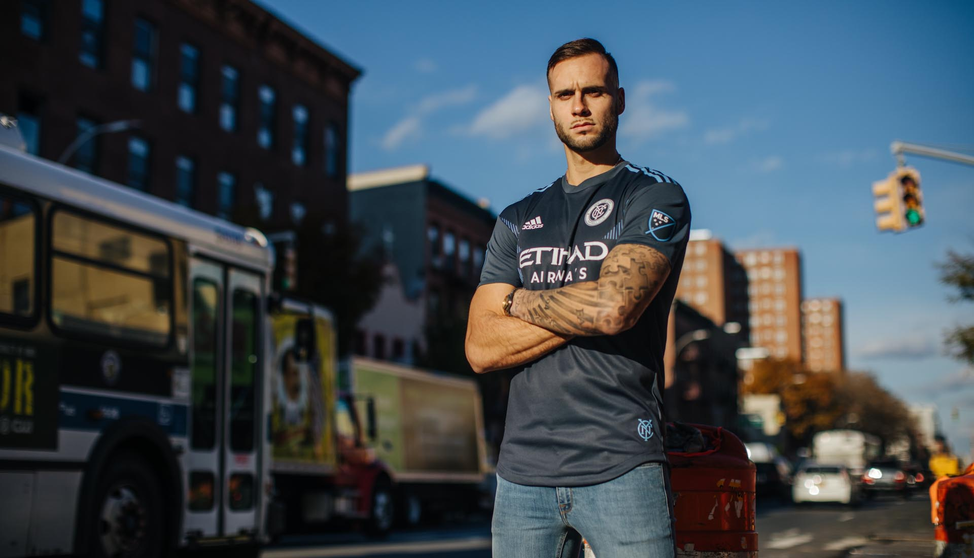 7b1a6b16d New York City FC 2018 adidas Away Shirt - SoccerBible