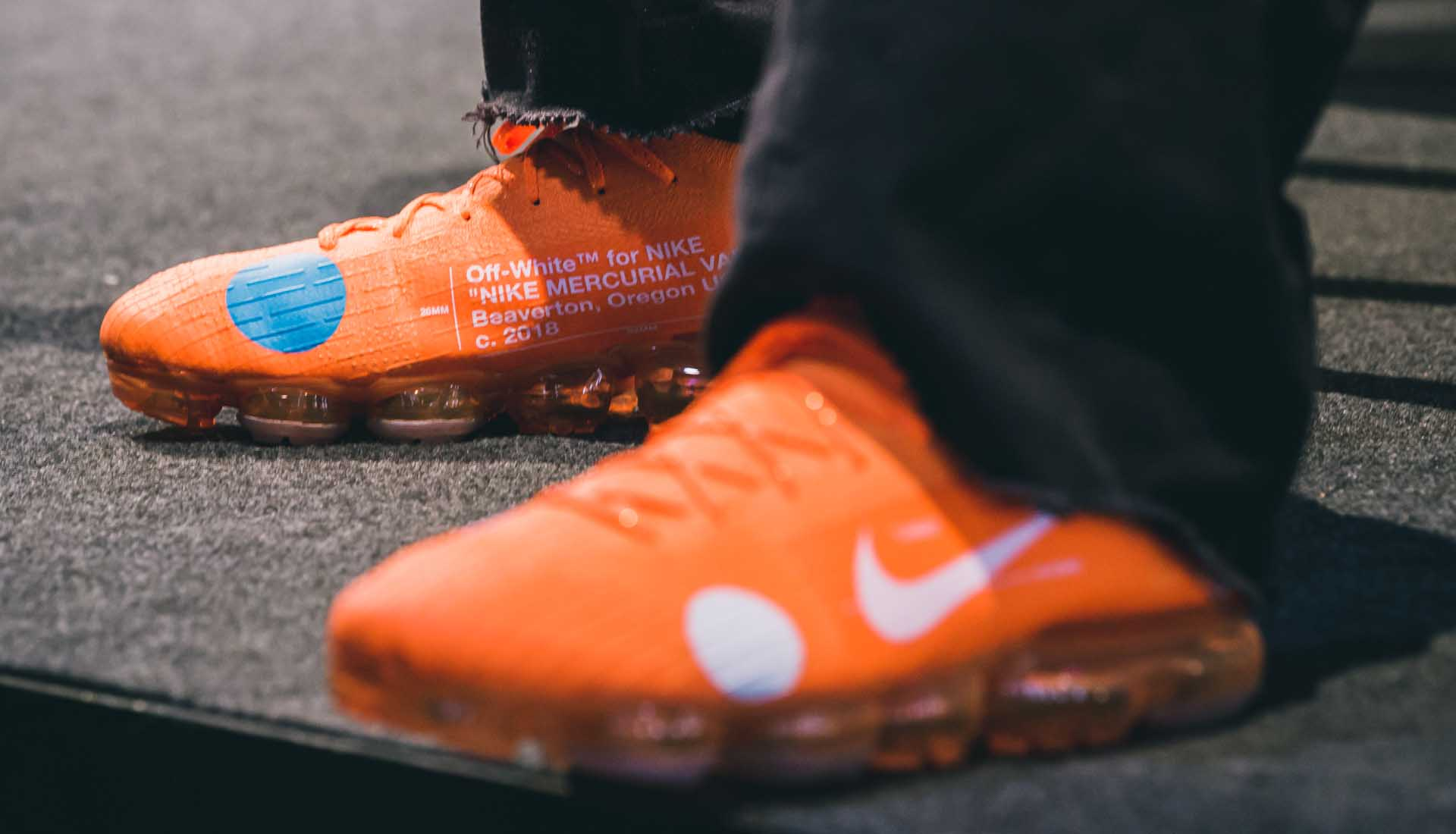 d6f94428eed8 Nike Launch the Mercurial 360 at 2018 Innovation Summit in London ...