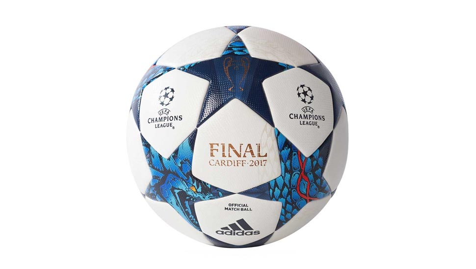 adidas UCL Finale Ball Retrospect SoccerBible