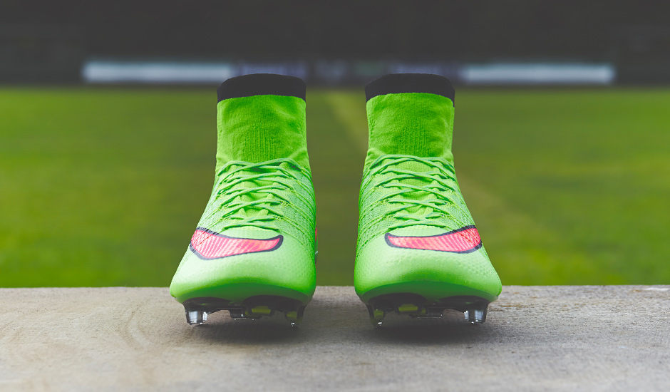 """outlet store c71f1 79f3d Nike Mercurial Superfly IV """"GreenHyperPunchBlack"""""""