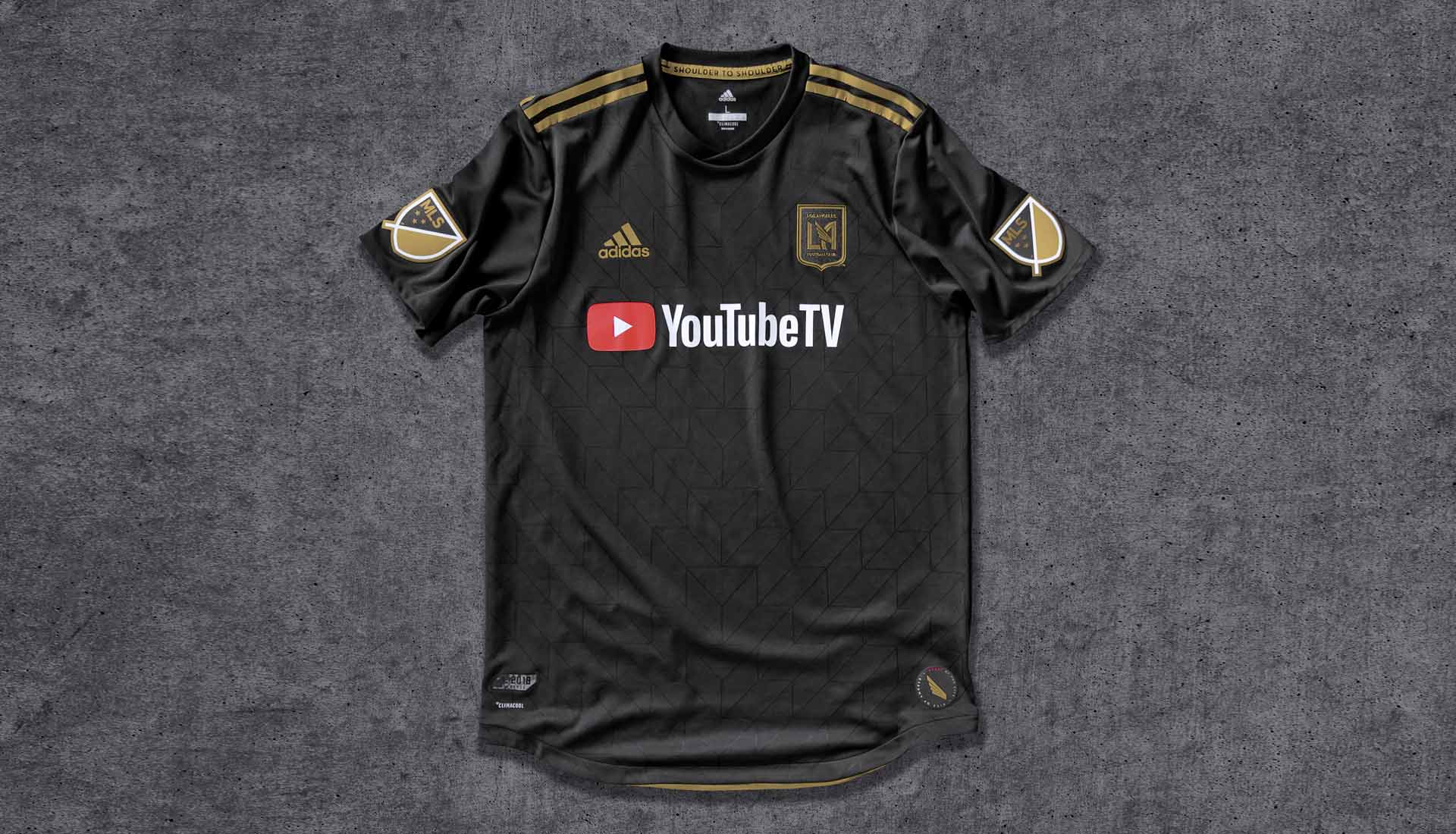 bcfb989eaf8 LAFC Home Shirt Design Q A With Inigo Turner. 27 February 2018