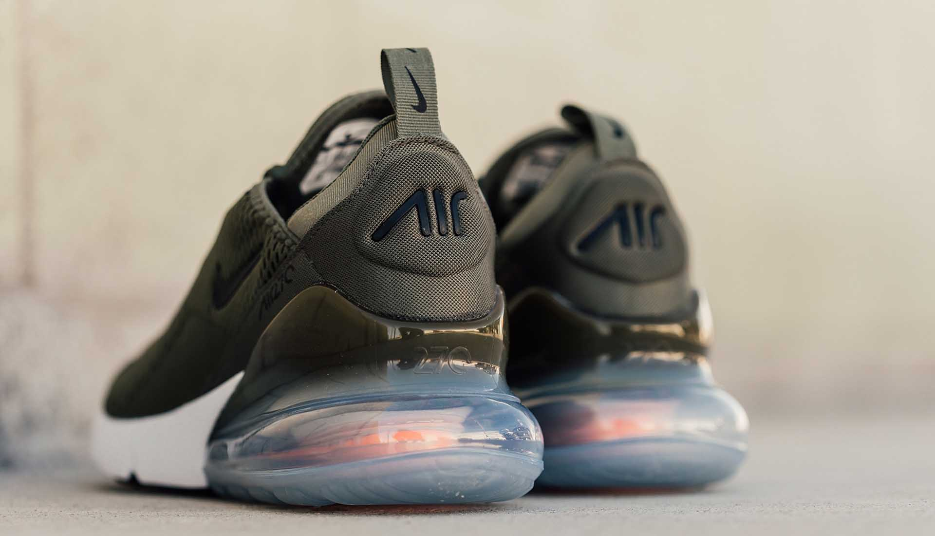 5a01e2e7d3e8 Nike Air Max 270 Sneakers